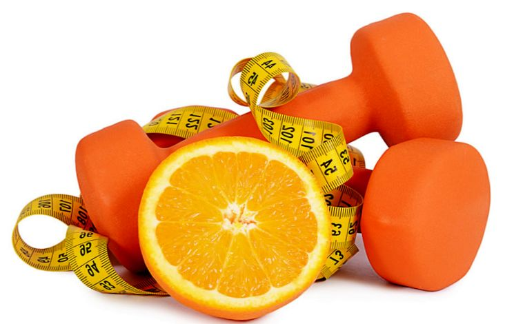 Апельсины и диета