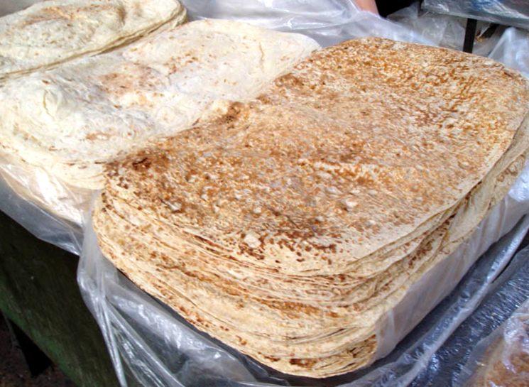 Армянский рецепт лаваша