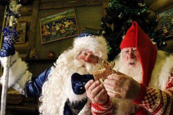 Чем отличается Дед Мороз от Санта Клауса