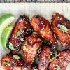 Готовим куриные крылышки по-китайски с пивом
