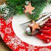 Оформление и сервировке праздничного ужина в сочельник