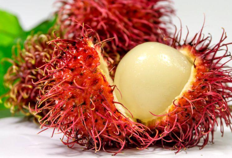Что такое рамбутан фрукт