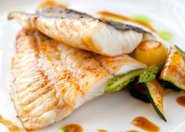 Диетическая рыба