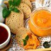 Джем из хурмы - простой пошаговый рецепт с фото