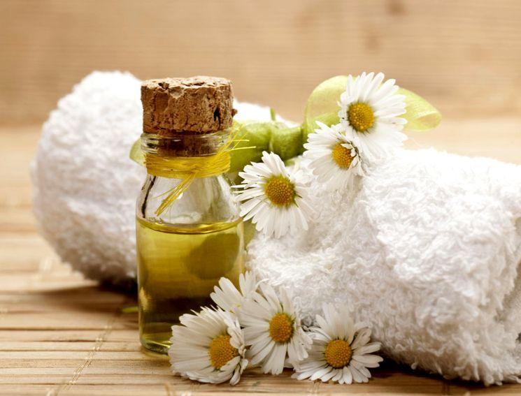 Эфирное масло ромашки лекарственной