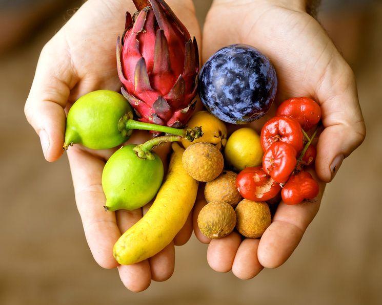 Пятерка интересных экзотических фруктов