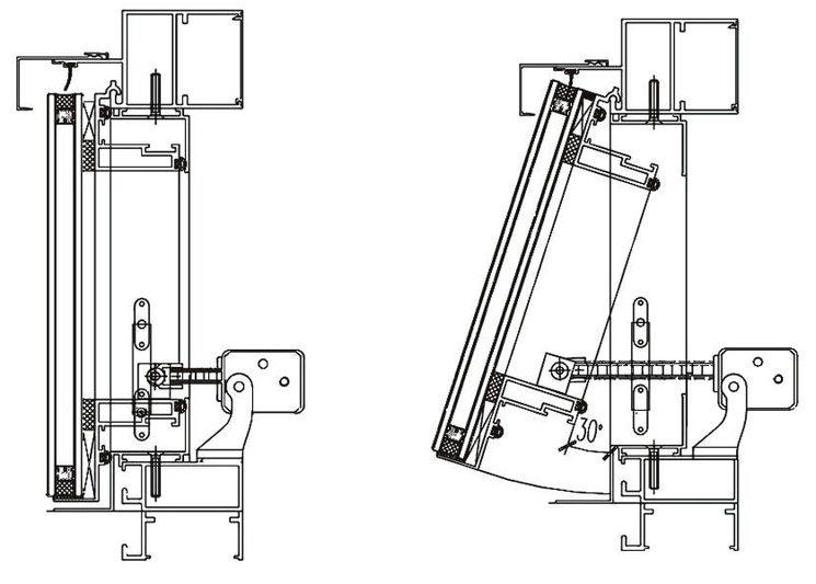 Электрические системы автоматического проветривания теплиц