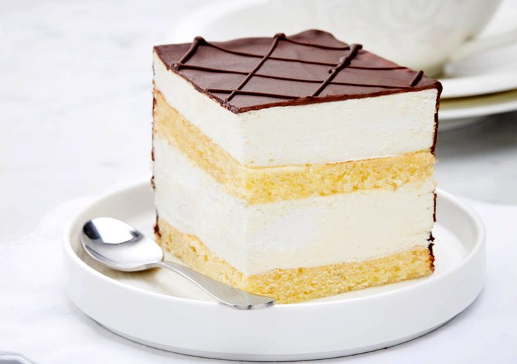 Готовим десерт Птичье молоко
