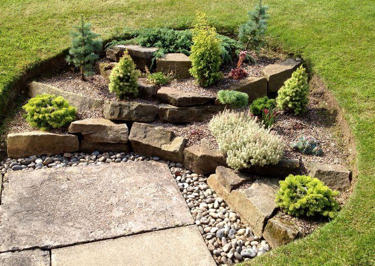 Украшаем зону отдыха в саду