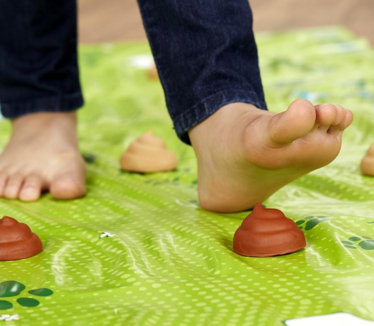Игра для детей - прогулка вслепую