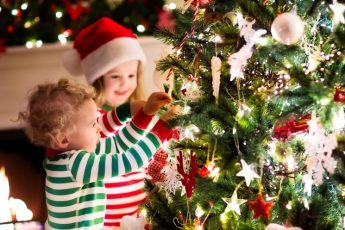 Игры для детей - новогодние развлечения для детского праздника