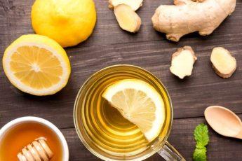 Имбирь лимон и мёд - польза и рецепты имбирного чая