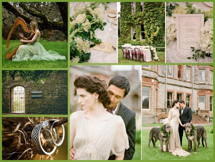 Ирландские свадебные традиции