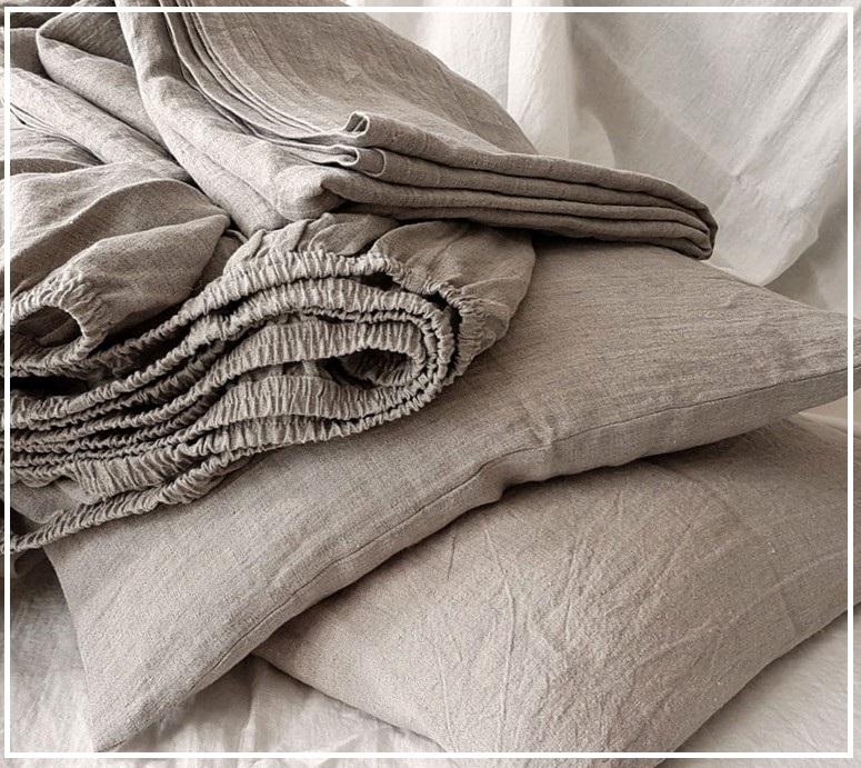 Как часто нужно стирать постельное бельё и пледы