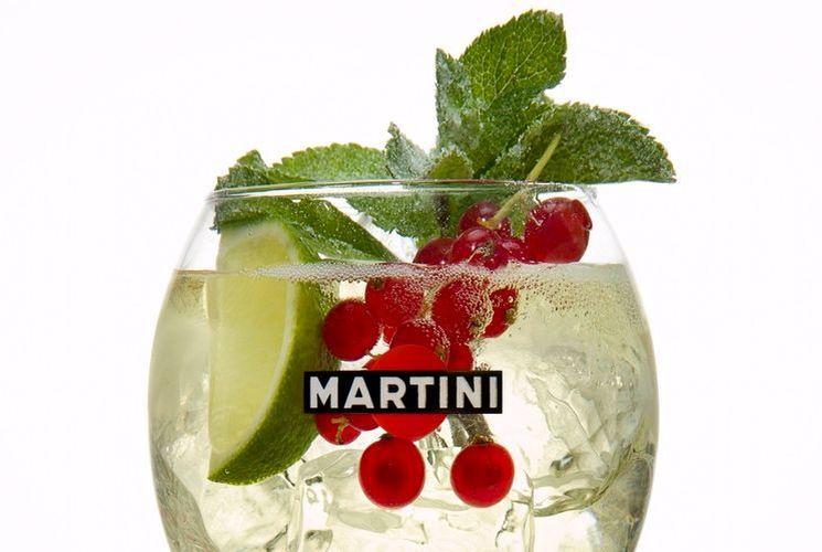 Коктейль Martini Royal или Королевский Мартини