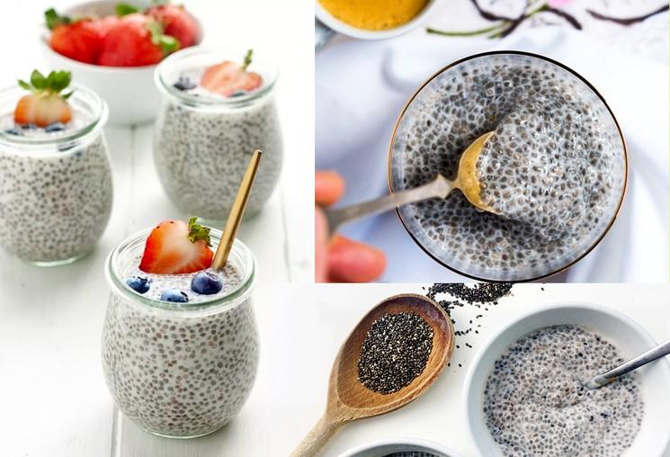 Как использовать семена Чиа в питании