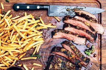 Как правильно запекать мясо