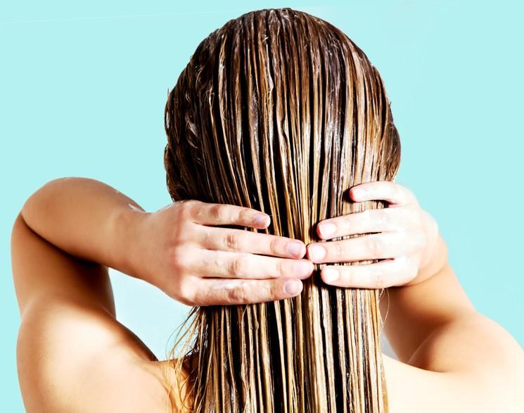 Как мыть длинные волосы