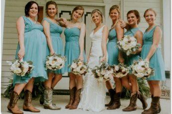 Как оформить кантри свадьбу