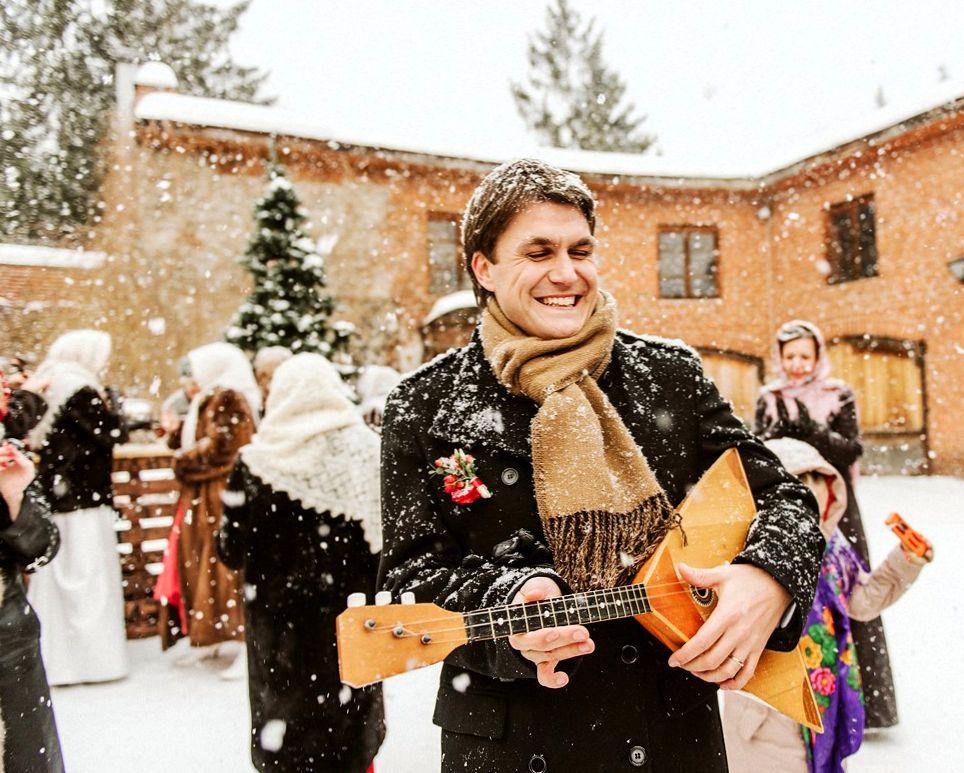 Идеи для свадьбы в Русском стиле