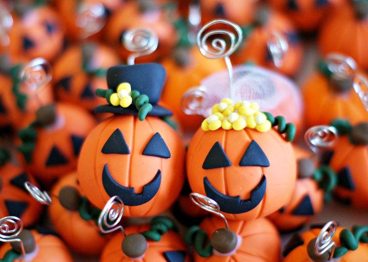Организация яркой свадьбы в стиле Хэллоуин