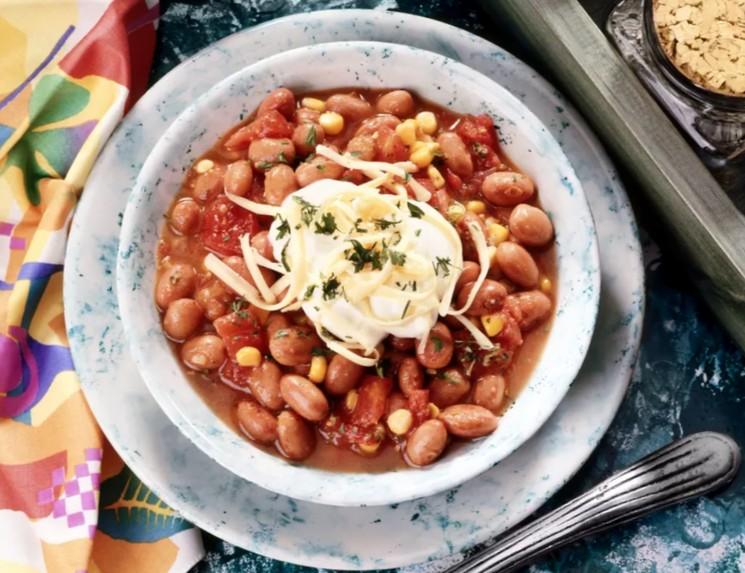 Как приготовить фасоль по-Турецки с оливковым маслом