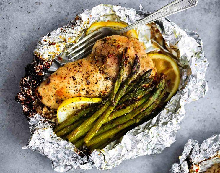 Рецепт сочной куриной грудки для правильного питания