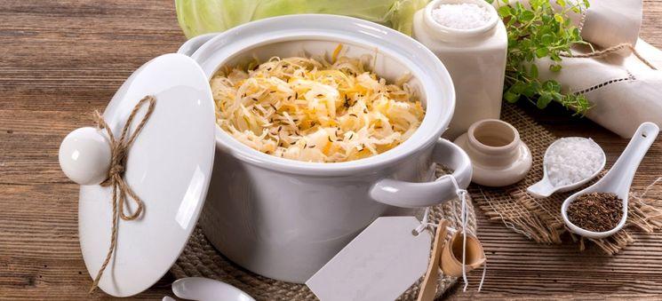 Медово-виноградный рецепт капусты, квашенной