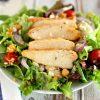 Готовим вкусный салат с куриной грудкой