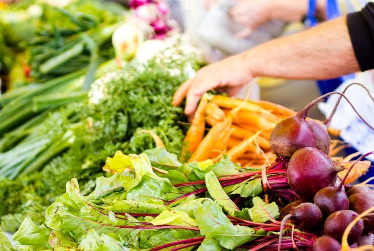 Овощи и фрукты со своего участка