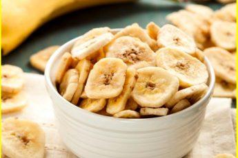 Как сделать сушёные бананы в домашних условиях