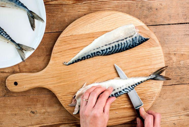 Как замариновать рыбу дома