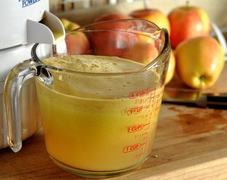 Классический рецепт яблочного уксуса из сока