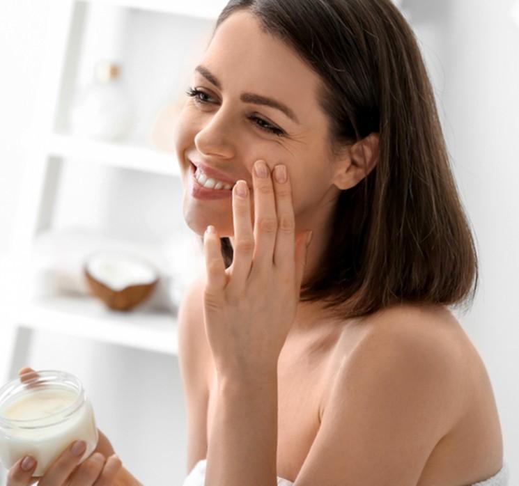 Кокосовое масло для кожи и волос