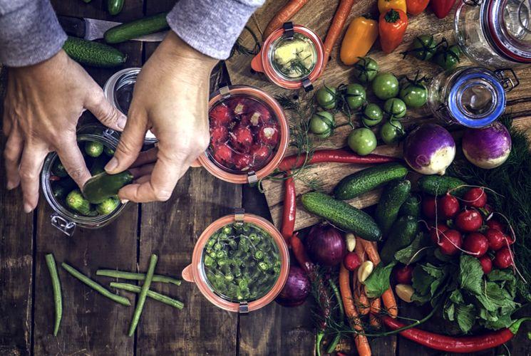 Как правильно хранить продукты