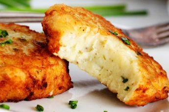 Вкусные котлетки из картошки - простой рецепт приготовления картофельных котлет