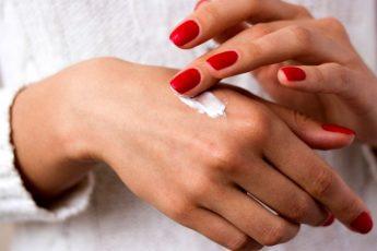 Крем для кожи рук от мороза