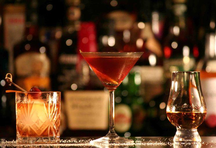 Лучшие новогодние напитки