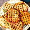 Мини пицца в вафельнице - интересный рецепт домашней пиццы
