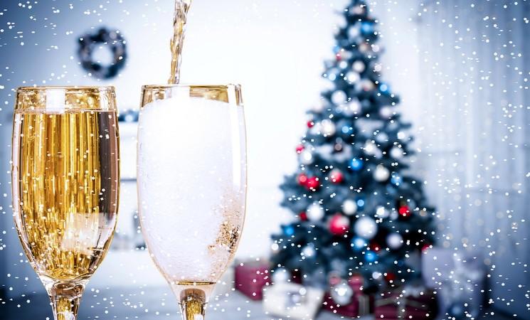 Новогодние тосты - тексты