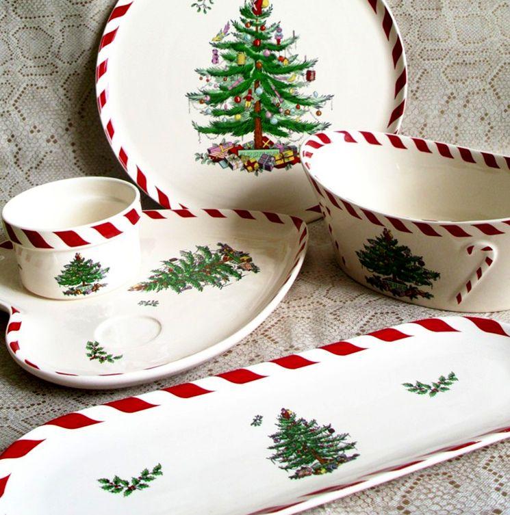 Новогодняя посуда