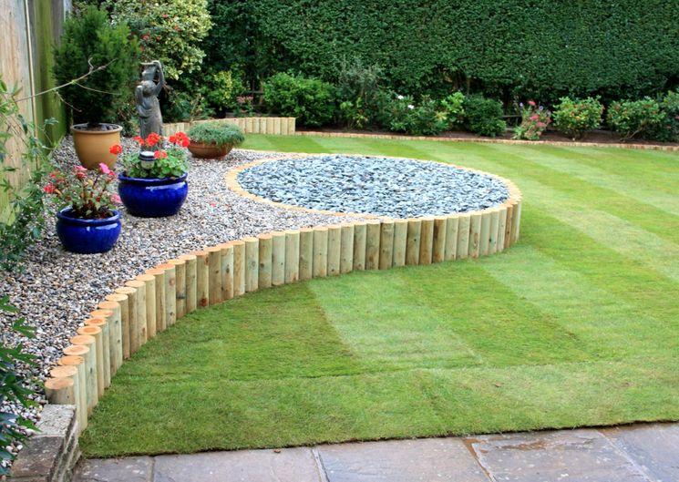 Деревянный декор для сада