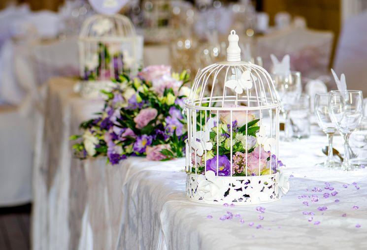 Как украсить свадьбу цветами