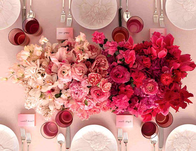 Яркие свадебные цветы