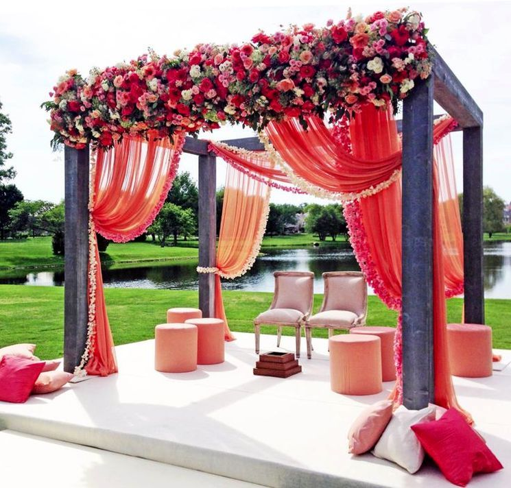 Оформляем выездную свадьбу
