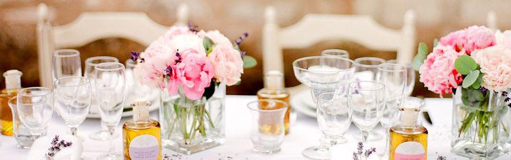 Организация свадьбы в стиле Прованс