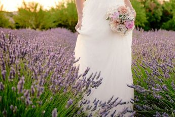 Романтическая свадьба в стиле Прованс