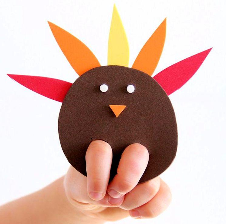 Делаем птицу из бумаги в детский сад