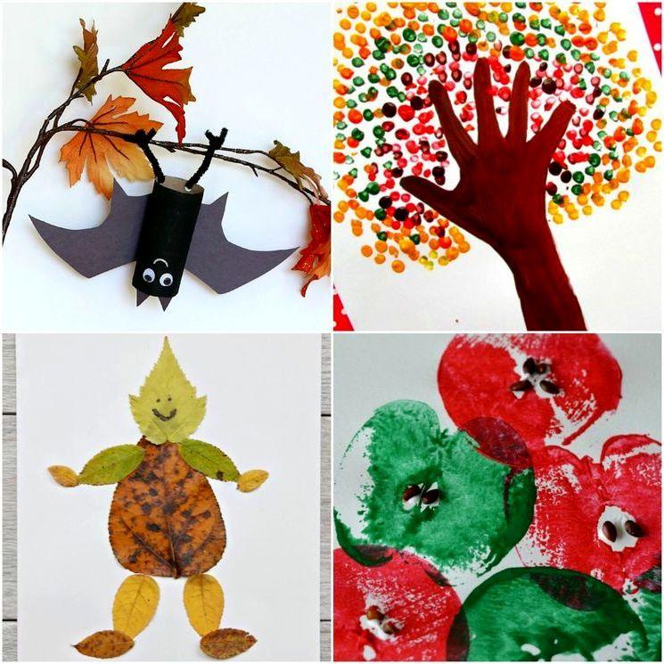 Детские поделки - фото и идеи