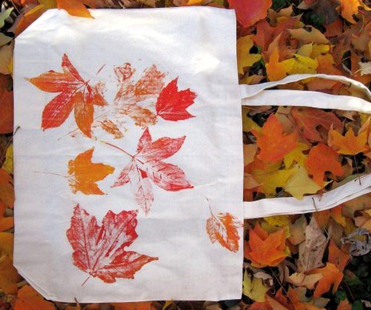 Делаем осенний декор из листьев своими руками